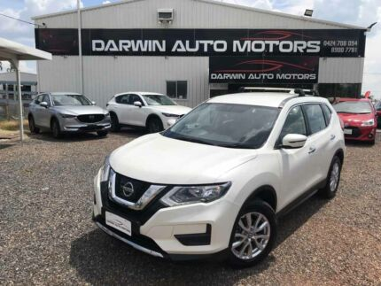 2017 Nissan X-TRAIL ST T32 Series II Auto 4WD Durack Palmerston Area Preview