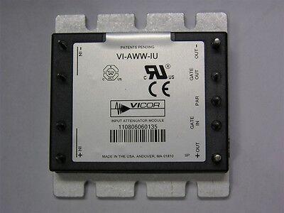 Vicor Vi Aww Iu Input Attenuator Module 18 36V In 200W