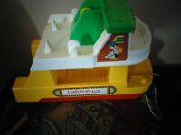 Fisher Price Ferry Boat