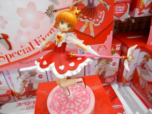 FuRyu Cardcaptor Sakura Clear Card Edition Special Figure Rocket Beat 19cm (7.4)