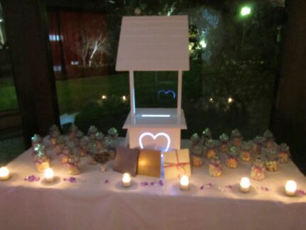wishing well for hire, weddings, engagement, party Wattle Grove Liverpool Area Preview