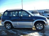 1999 Suzuki Vitara SPORT 4x4--LEATHER SEATS----DRIVES EXCELLENT