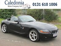 BMW Z4 2.0 SE ROADSTER (black) 2005