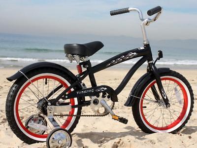Red Beach Cruiser - 16