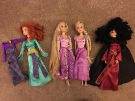 Barbie Disney Princess set