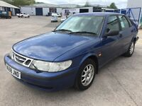 SAAB 9-3 S TURBO (blue) 2000