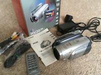 """Canon Hv20 High Definition Camcorder 10x Optical Zoom 2.7"""""""