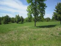 Building Lot With Deeded Water Access