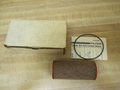Wilkerson Frp-95-209 Filter Element Frp95209 Brown