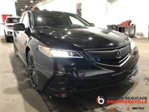 2017 Acura TLX A-SPEC - CUIR/TOIT/C