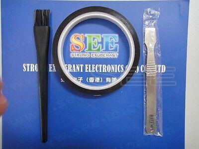 15mm 1.5cm x 30M Kapton Tape High Temperature Heat Resistant Polyimide F019-15