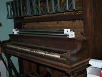 Old Canadian made Piano