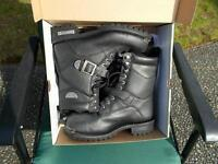 Milwaukee Motorcycle Boots...Brand New