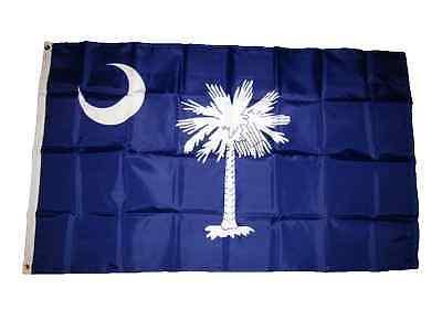 3x5 State of South Carolina SC 210D Nylon Flag 3