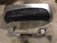 2014 Vauxhall Astra gtc rear bumper complete