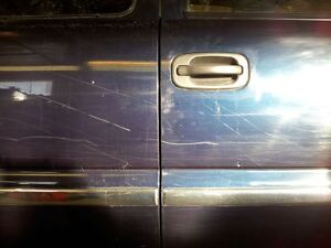 Deluxe Auto Detailing... and Paint Scratches