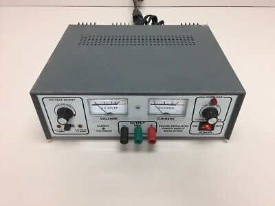 Elenco Precision Xp-650 Regulated Power Supply