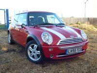 MINI HATCH ONE (red) 2005