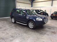 2010 Land Rover freelander td4 1 owner fsh excellent condition guaranteed cheapest in country