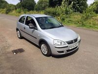Vauxhall Corsa 1L- 12 Months MOT- Clear car- Cheap to run and insure- Perfect for first car