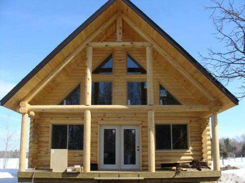 Log cabin package houses for sale winnipeg kijiji for Log cabin packages for sale