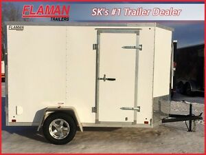 2017 Cross Trailers Alpha 610TA Enclosed Cargo Trailer