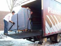 Piano Moving & Storage