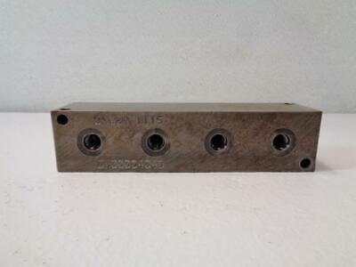 Daman 1115 Hydraulic Manifold Carbon Steel Dh0000404s