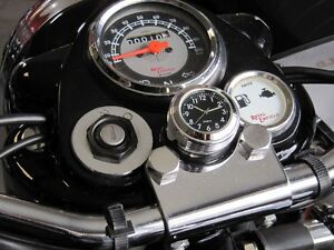 Grooved Royal Enfield ® Stem Nut Clock
