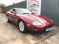 JAGUAR XK8 4.0 COUPE AUTOMATIC LEATHER INTERIOR