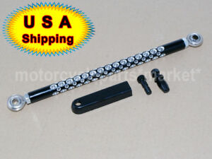 USA CNC Shift Linkage Shifter Link for Harley Touring Dyna Softail Road Glide