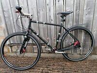 Touring/trekking bike. Rohloff Speedhub 500/14 Medium frame.