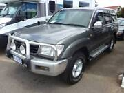 2002 Toyota LandCruiser GXL Perth Northern Midlands Preview