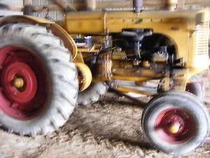 1953 UMM Tractors