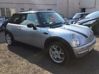 MINI Cooper 1.6 3dr - 2001, Full History, 12 MONTHS MOT, New Clutch, Panoramic Roof, Leathers, £1795