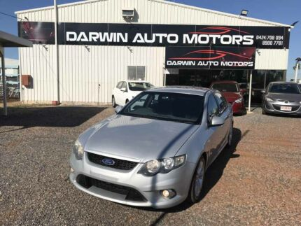 2009 Ford Falcon XR6 FG Auto Durack Palmerston Area Preview