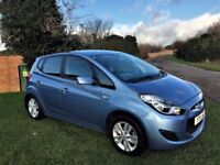 HYUNDAI IX20 1.4 Active, MOT Dec 2018, Just Serviced (blue) 2011