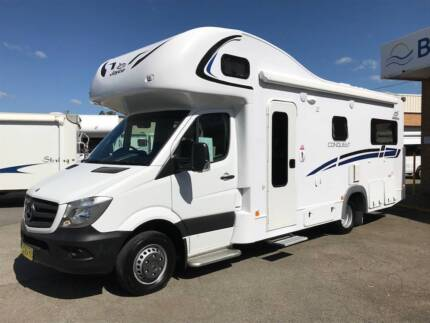 2015 Jayco Conquest, Single Beds, Like New Valentine Lake Macquarie Area Preview