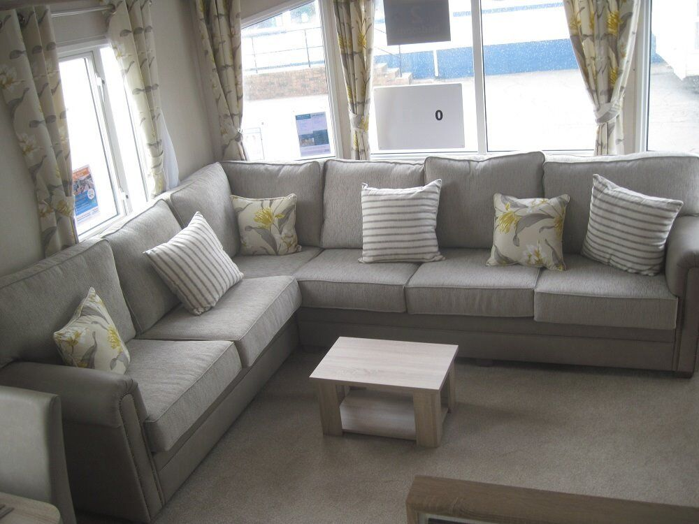 For sale new static caravan holiday home sited 2 bed Devon beach surfing family park FREE BROCHURE!