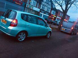 Honda Jazz SE 1.4 Petrol 2002 £495