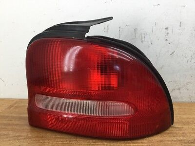 Dodge Neon Passengers Side Tail - 1995-1999 Plymouth Dodge Neon RH Passengers Side Tail Light Lamp OEM USED
