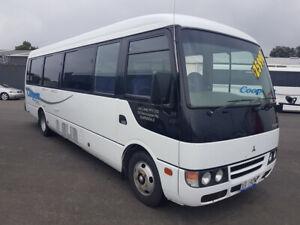 2009 Mitsubishi Rosa 24 Seat Bus Warragul Baw Baw Area Preview