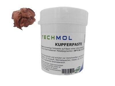 Kupferpaste Kupferfett Anti Seize Paste Fett Bremsenpaste 500g Dose