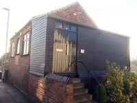 Office to rent within quirky design studio, New Bank Street, Morley, Leeds