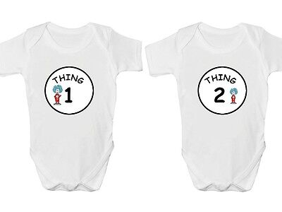 Zwillinge Baby body -