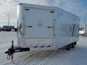2017 Southland XRARSMT35-820-78 Enclosed Snowmobile Trailer