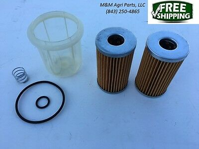Compact Filter Case - FUEL BOWL & FILTERS FORD NEW HOLLAND, CASE IH COMPACT TRACTOR
