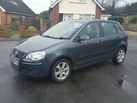 2008 VW Polo 1.2 Match 5 Door P/X, Credit Cards & Finance Welcome. Air con