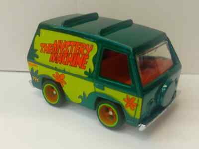 HOT WHEELS 2017 - SUPER TREASURE HUNT - SCOOBY DOO MYSTERY MACHINE - LOOSE