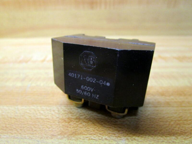 Allen Bradley 40171-002-04 Transformer Module 4017100204